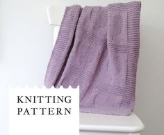 Baby blanket knitting pattern is «Hearts Knitted Afghans, Knitted Baby Blankets, Baby Afghans, Hand Knitted Sweaters, Knit Wrap Pattern, Knitting Patterns, Hand Dyed Yarn, Baby Knitting, Design