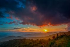 We hope your day has been spectacular. Here's a photo of the beautiful Smoky Mountains to make it that much better.