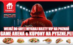 #Konkurs na Game Arena