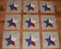 patriotic and nautical quilt block patterns - Google Search