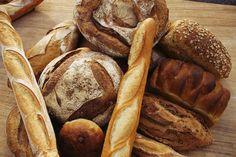 Quesos y panes franceses Quesos y panes franceses