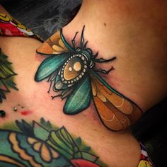 """Throat beetle. andrewjohnsmithtattoo@gmail.com"""