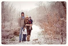 Winter Family Shoot - gorgeous! Bliss Photography