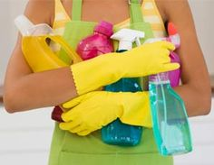Nontoxic Green Cleaners for Your Home