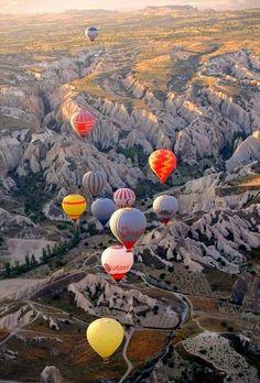 Capadoccia (Turquia)