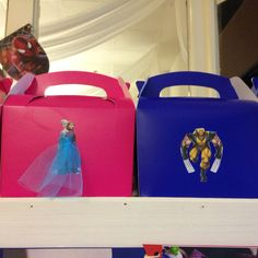 Party Boxes