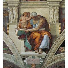 Sistine Chapel (Cappella Sistina) Canvas Art - (18 x 24)