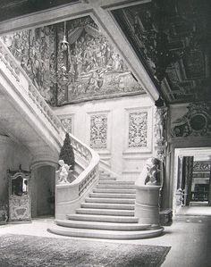 W.A. Salomon townhouse, 5th Avenue & 83rd Street, 1906.  Razed 1924.