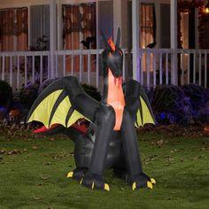 airblown inflatables small outdoor reaper walmart halloween pinterest walmart and halloween with inflatable halloween decorations at walmart