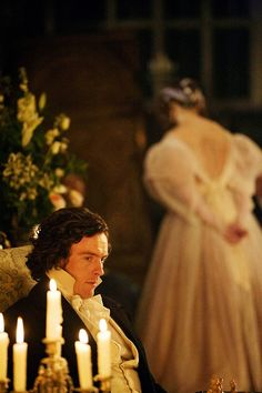 Toby Stephens as Mr. Rochester in Jane Eyre (TV Mini-Series, 2006). My absolute favorite adaptation. Watch way too often.