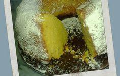 """Spruced up vanilla cake (anche detto """"eggy vanilla cake"""") di nigella lawson"""