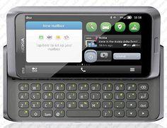 Nokia E710 Communicator - un nuovo smartphone con tastiera QWERTY