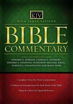 KJV Bible Commentary S/S