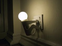 Martyr - The energy saving fundamentalist by the playcoalition. #Night_Light #theplaycoalition