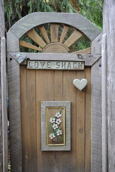 Oceanside Cottages Love Shack Romantic Cottage Vacation Rental  For Couples in Love on Saltspring Island, BC