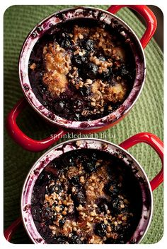 Blueberry Maple Pecan French Toast Casserole by Amber Potter, via Flickr