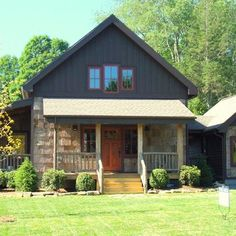 Charcoal Gray Metal Barn Siding Design, Pictures, Remodel, Decor and Ideas - page 4