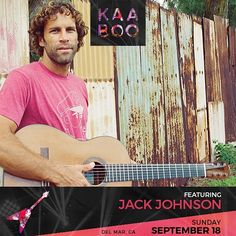 Photos - Jack Johnson Music
