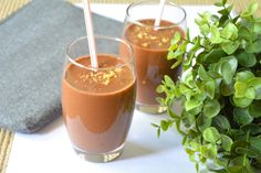 Meatless Monday- 6 ingredients Cacao Banana Power Smoothie | Yes, I am Vegan :)