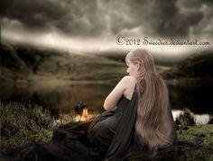 Light and Dark by SweediesArt.deviantart.com on @deviantART