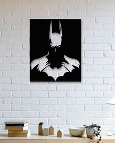 Batman - Metal Tablo