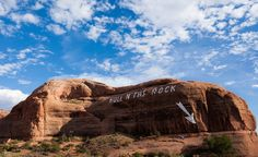 hole in the rock in moab, utah, America, a (combination 5,000-square-foot house, souvenir shop, general store, and exotic zoo carved into the side of a rock along Highway 191)