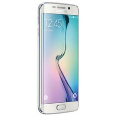 "Mobile & smartphone Samsung Galaxy S6 Edge SM-G925F Blanc 128 Go Smartphone 4G-LTE Advanced avec écran tactile incurvé Quad HD 5.1"" Super AMOLED sous Android 5.0"