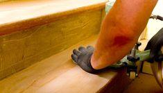 die besten 25 holztreppe streichen ideen auf pinterest treppe streichen wei gel nder und. Black Bedroom Furniture Sets. Home Design Ideas