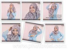 11 Tutorial Hijab Ala Zaskia Sungkar : Pashmina, Segi Empat Terbaru & Terlengkap 2016