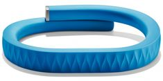 This bracelet syncs to your iphone or android. It keeps track of your movements, sleep pattern, calories burned, and even vibrates if you have been sitting still for too long! It can even keep track of what foods work best for your metabolism! A perfect way to keep track of your healthy lifestyle!....WHAT?!!!!!