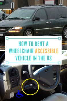 In need of a wheelchair accessible way to get around during your trip in the US? Check out these tips for how to rent the right accessible vehicle for you!