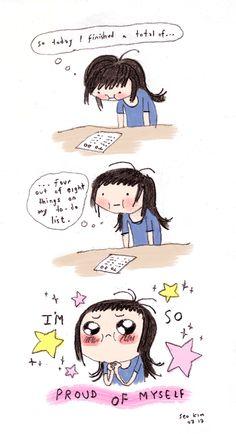 Seo Kim is hilarious!! | http://seokim.tumblr.com/post/45671034387/usually-its-more-like-2-or-3