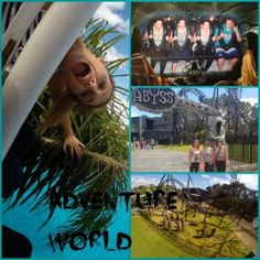 Adventure World, Perth - My First Little Vlog - Lo On The Go
