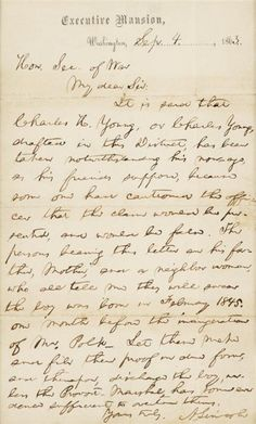 Abraham Lincoln signed letter brings 66.6% increase on estimate