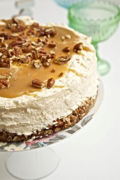 Cheescake Recipe, Low Carb Recipes, Cooking Recipes, Pastry Cake, Sweet Cakes, Healthy Treats, I Love Food, Cake Decorating, Food And Drink
