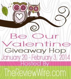 Be Our Valentine Hop: Who Loves Me? Personalized Book Set Giveaway from I See Me! {RV $50} Ends 2.3.14 #BeMine