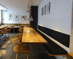 Relae Restaurant in Kopenhagen.