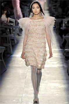 Chanel Haute Couture Fall/Winter 2012