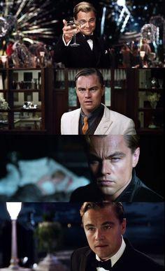 Leonardo Dicaprio- The Great Gatsby SO EXCITED!!!!!!