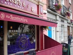 The Sweetest Thing Cafe #Ireland #Dublin