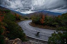 @6stili #6Stili #montidellatolfa #cycling #roadbike #clouds #bike #road Monti della Tolfa