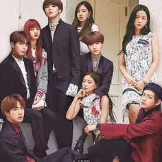 MetKstar is the internet platform for Kpop/Kdrama community to discuss, connect and share anything about Kpop/Kdrama. Bts Group Photos, Blackpink Photos, Bts Girl, Bts Boys, Kpop Girl Groups, Kpop Girls, Kim Young, Divas, Kpop Couples