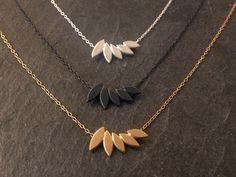 Håndlavede sølv halskæder, guld halskæder og vedhæng i eksklusivt design