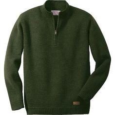 Filson® Midweight 1/2-Zip Sweater at Cabela's