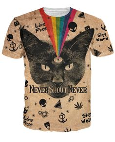72ef2206b289 44 Best cat shirt are a-meows-zing images
