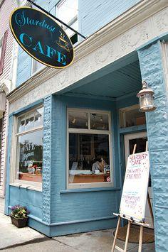 Stardust Cafe, Lewisburg
