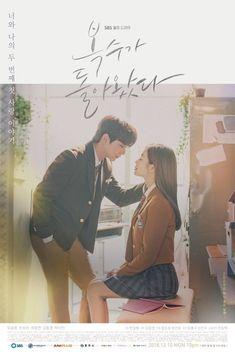 My Strange Hero is a 2018 Korean Drama series starring Yoo Seung-ho, Jo Bo-ah and Kwak Dong-yeon. Also known as: Revenge Returns / Revenge is Back / Bok Korean Drama 2017, Korean Drama Romance, Watch Korean Drama, Korean Drama Movies, Yoo Seung Ho, Drama Tv Series, Drama Film, Korean Tv Series, Hero Poster