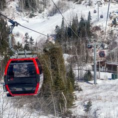Winter Vacations, Mountain Resort, Ski And Snowboard, Best Places To Travel, Future Travel, Winter Activities, North Shore, Stunning View