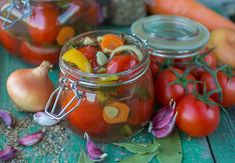 Réaliser des pickles ou légumes vinaigrés maison - Marie Claire