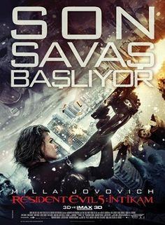 Resident Evil 5: İntikam - 2012 TS XVid - Türkçe Altyazı Tek Link Indir